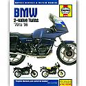 BMW 2-VALVE TWINS 1970-1996 WORKSHOP MANUAL