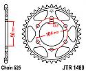 1489-39 REAR SPROCKET CARBON STEEL