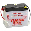 MOTORCYCLE BATTERY 6N4B-2A BUDGET 6V