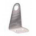 SPARK EXHAUST MOUNTING PLATE STAINLESS STEEL