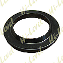 FORK DUST SEAL 38mm x 52mm PUSH IN TYPE 5.70mm/12.5mm (PAIR)