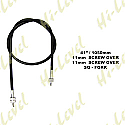 "KAWASAKI AS 456930 BUT 1065MM (42"") LONG SPEEDO CABLE"