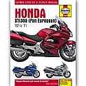 HONDA ST1300 PAN EUROPEAN 2002-2011 WORKSHOP MANUAL