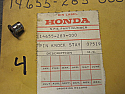 Honda Cb450 Cl450 Cb500t Roller Stay Knock Pin 14655-283-000