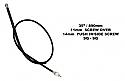 YAMAHA BWs 1990-1997, YAMAHA CW50T SPEEDO CABLE
