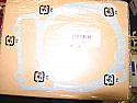 HONDA NX650 CYLINDER BASE GASKET (GENUINE)