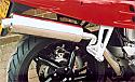HONDA VFR750FR-FV (94-97) PREDATOR SILENCER HIGH LEVEL ROAD IN S/STEEL