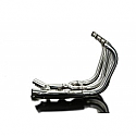 SUZUKI GSX1400 01-09 STAINLESS STEEL 4-2 EXHAUST DOWNPIPES OEM COMPATIBLE