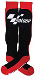 MOTOGP WINTER BOOT SOCKS RED BLACK ADULT ONE SIZE