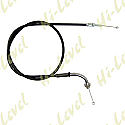 KAWASAKI Z400, KAWASAKI Z500, KAWASAKI Z550, KAWASAKI Z650 THROTTLE CABLE