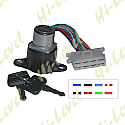 HONDA C90 1975-1980 (8 WIRES) IGNITION SWITCH