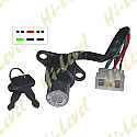 HONDA CB125T, CB250N, RS, T, 1 1978-2001 (6 WIRES) IGNITION SWITCH
