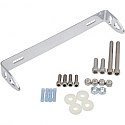 SADDLEMEN TURN SIGNAL RELOCATOR KIT - CHROME
