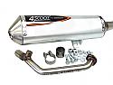 Suzuki Bergman 125 & 150 -07 Tecnigas 4 Scoot