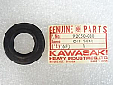 KAWASAKI NOS L/H CRANKSHAFT OIL SEAL Z650 Z750 KZ650 KZ750 92050-080