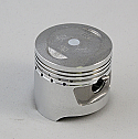 HONDA C70C,E (126) CUB 1982-ON MODELS PISTON KIT (STD) 47mm TO 48mm O/SIZE JAPAN