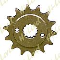 511-14 FRONT SPROCKET KAWASAKI KLX650R A1-D1, D4, KYMCO KXR250