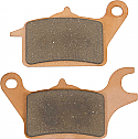 GOLDFREN AD336, FA625 AS FITTED TO HONDA AFS110 2012-2013 FRONT (PAIR)