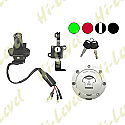 HONDA NSR125 1993-2001 (4 WIRES) IGNITION SWITCH & TANK CAP