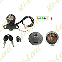APRILIA RS50 1993-1998 IGNITION SWITCH LOCK SET INC. PETROL CAP