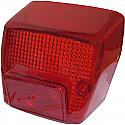 Honda C50,C70,C90 Cub REAR LIGHT LENS.