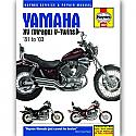 YAMAHA XV VIRAGO V-TWINS 1981-2003 WORKSHOP MANUAL